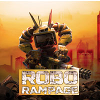 Robo Rampage Online game
