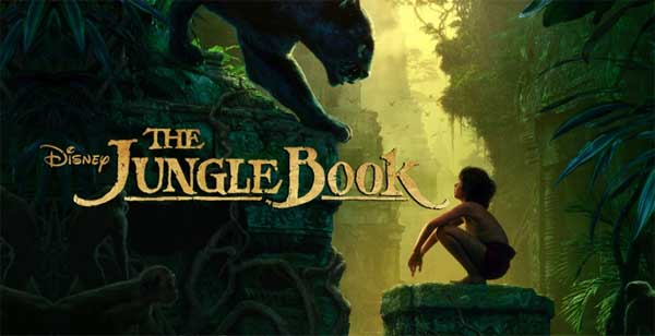 Disney's The Jungle Book 2016 Trailer