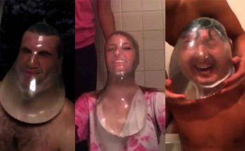 Condom Challenge getting viral as #CondomChallenge