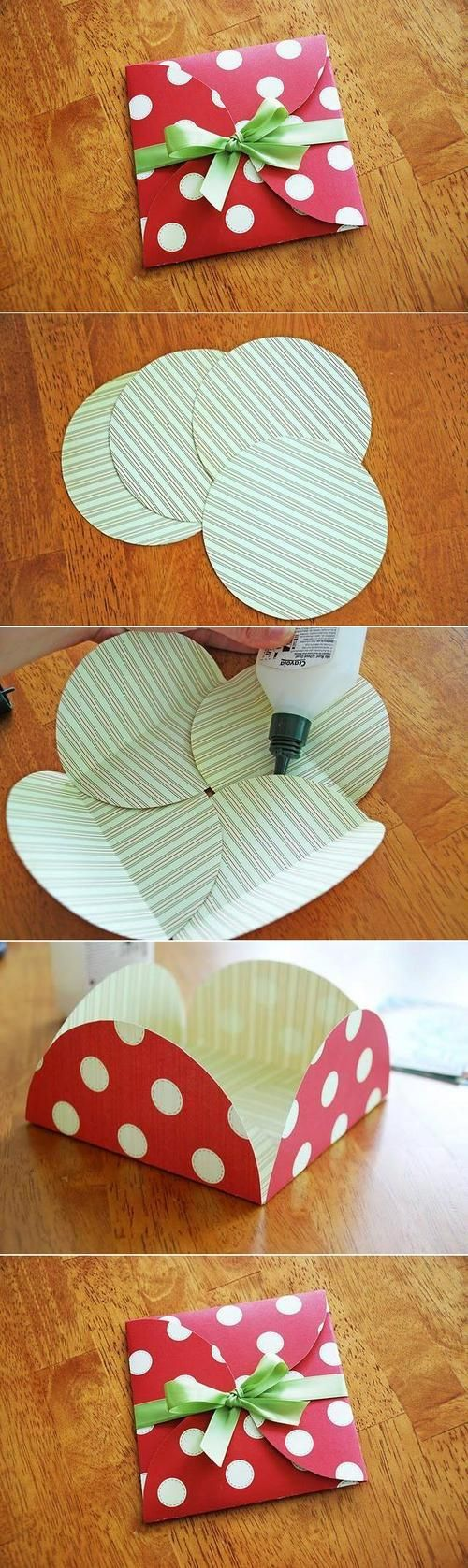 DIY: Special wrapping