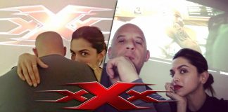 Deepika Padukone with Vin Diesel in his upcoming movie XXX