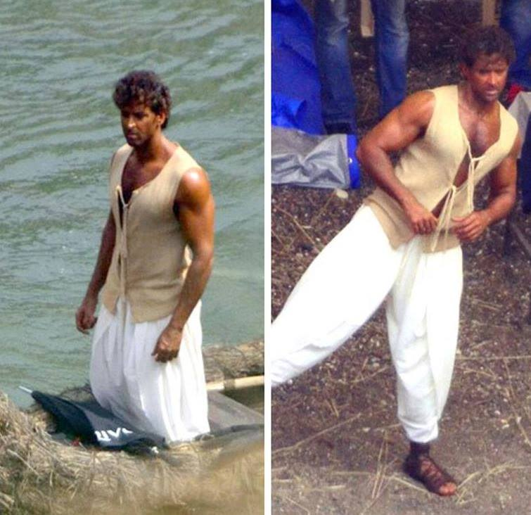 Hrithik Roshan mohenjo daro look from his Upcoming ashutosh gowariker'Next