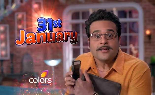 Krishna-on-comedy-nights-live-on31-jan