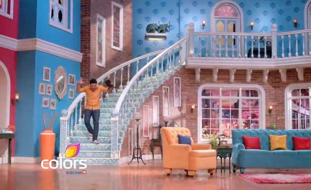Krishna-on-comedy-nights-live-same-sets