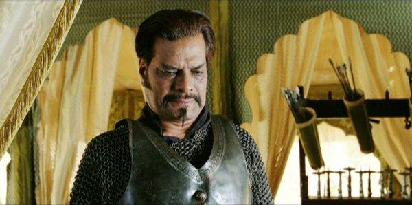 Jodhaa Akbar (2008) as Chughtai Khan