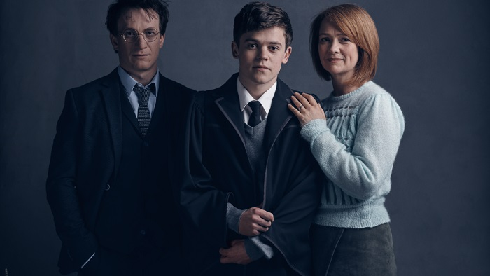 Harry potter family in harry potter and the cursed child