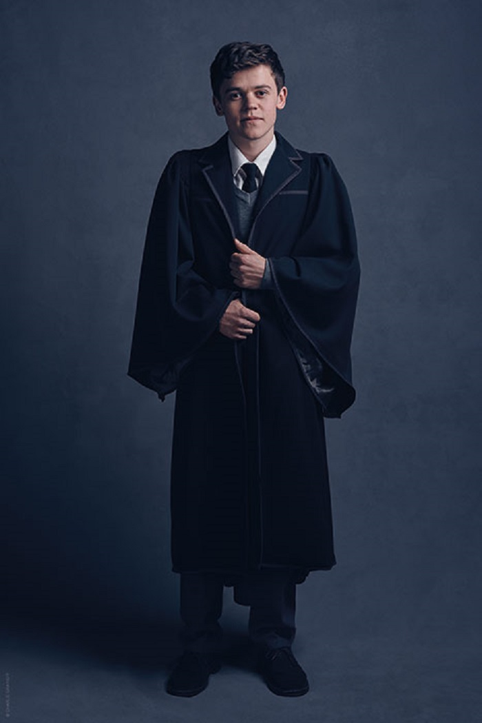 harry potter son in harry potter and the cursed child