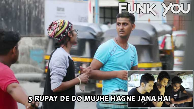 Money borrowing Funny Prank