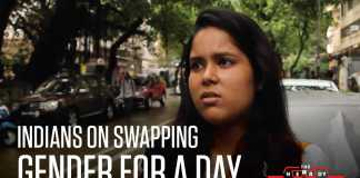 youth in swapping gender for a day