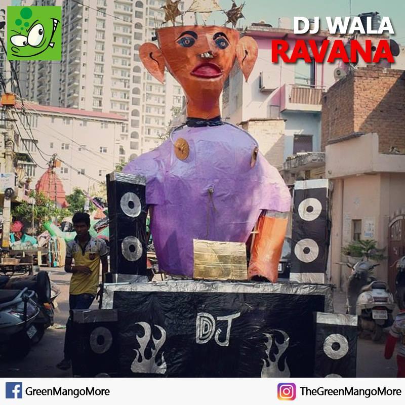 DJ wala Ravana