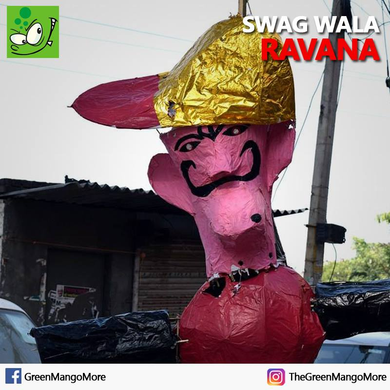 SWAG wala Ravana