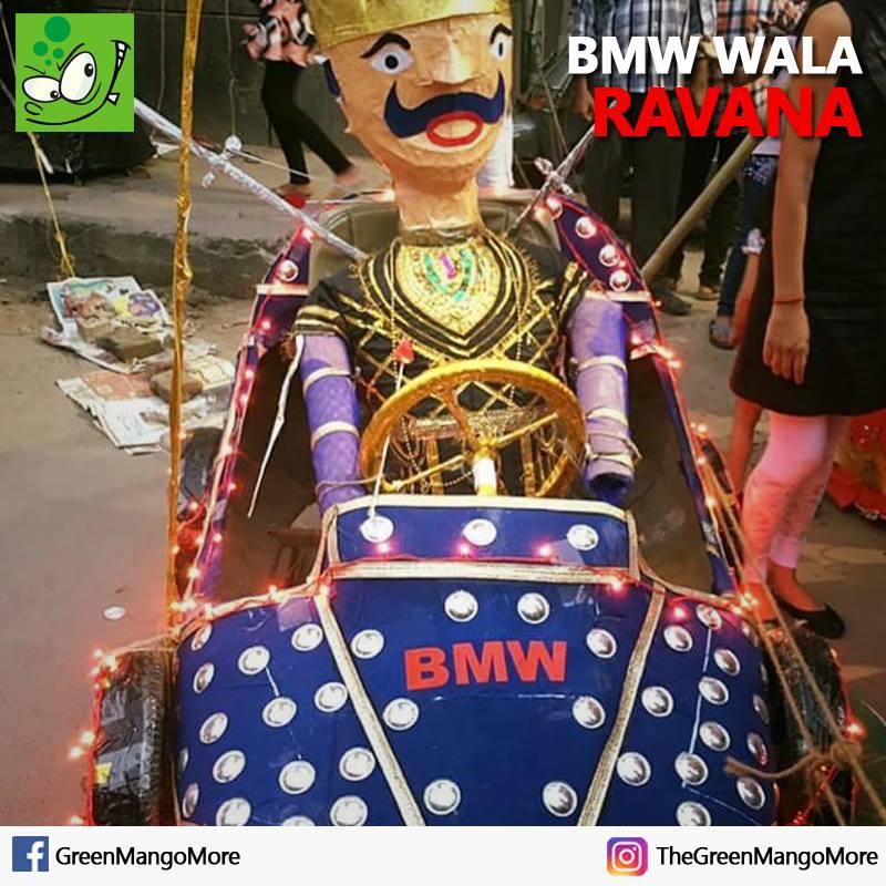 BMW wala Ravana