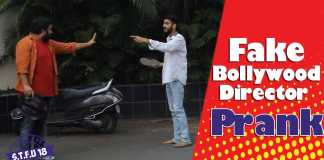 Fake Bollywood Director Prank