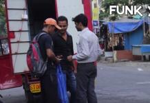 Selling rupees 500 & 1000 in trash prank