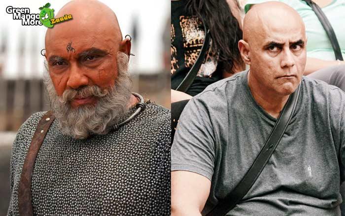 casting for kattappa for bollywoods bahubali