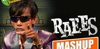 Hero Alom raees trailer Mashup