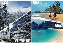 7 places to visit in India before going to abroad