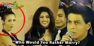 Video is going viral of 17 years ago shahrukh asked priyanka about a question to whom she would marry