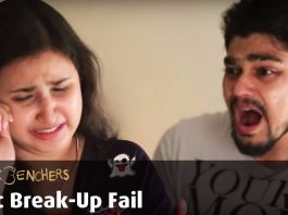 Must watch this hilarious Epic break-up fail