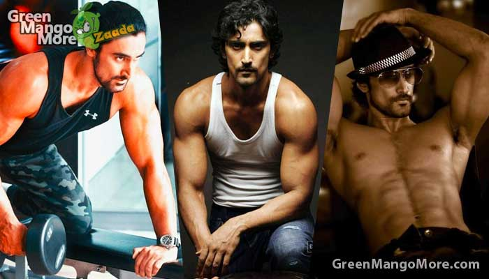Kunal Kapoor in the list of top 10 best boady of bollywood