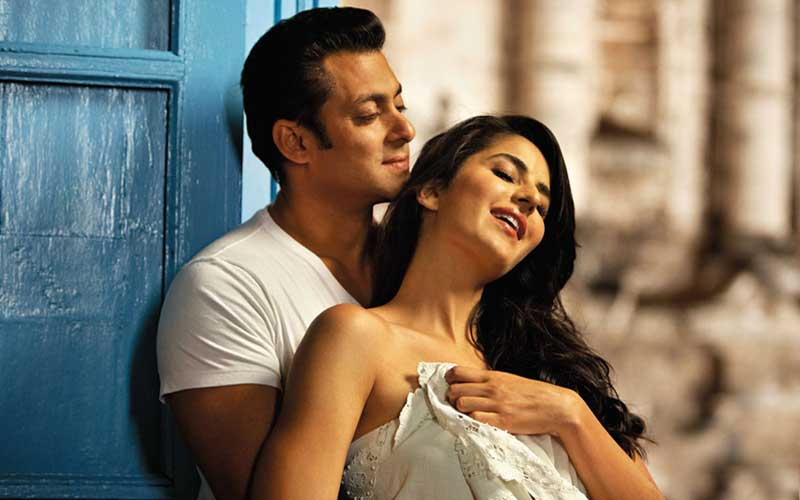 Salman Khan and Katrina kaif are back in Tiger Zinda Hai