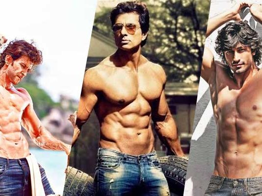 List of top 10 actors of bollywood with great body/physique
