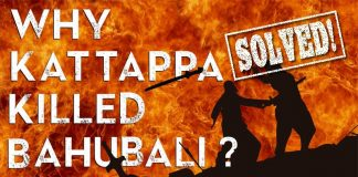 Revealed Why Kattapa killed baahubali