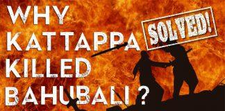 Revealed Why Kattapa killed baahubali