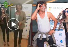 Sunil Grover dancing with Sunny leone on Baby Doll
