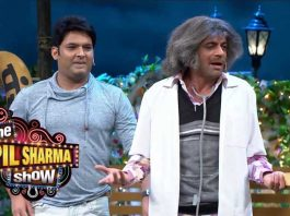 Sunil grover's statment on low TRP of the kapil sharma show.