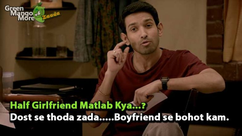 Vikrant-Massey amazing character in Half Girlfriend