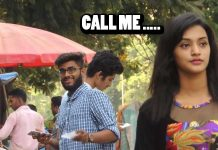"Prank: Hot girl saying ""Call Me"""