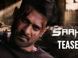 Baahubali's Prabhas next movie SAAHO teaser is out
