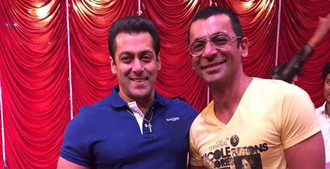 April fool prank salman sunil grover to work together