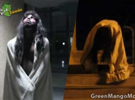 Scary ghost prank in IIT kanpur