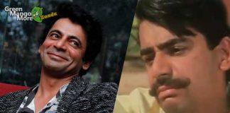 Sunil Grover's first Bollywood movie funny scene