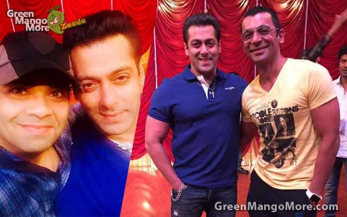 Sunil grover to work with salman khan in his new show- April fool prank
