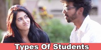 Funny Video on Types of Students after exams