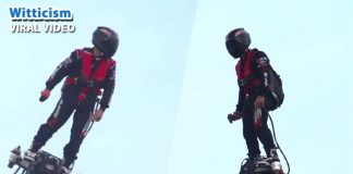 Real Flying Machine, FLyboard AIr