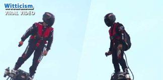 Real Flying Machine, FLyboard AIr