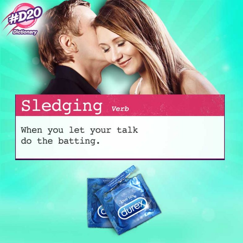 Sledging- Durex Creative Advertisement | Durex Condom Advertising