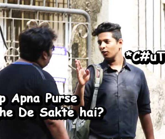 How To Pickpocket Like A Boss Prank