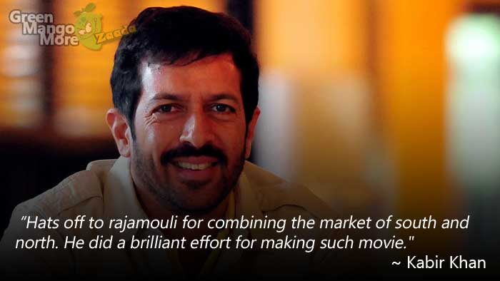 Director Kabir Khan on the Success of Baahubali Movie