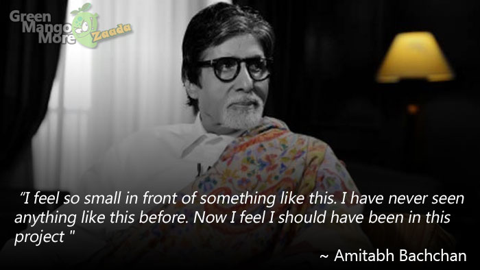 Amitabh Bachchan on Baahubali and SS Rajamouli