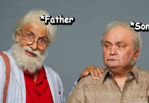 After 3 decades Amitabh Bachchan and Rishi Kapoor are all set to feature in a movie as father and son.