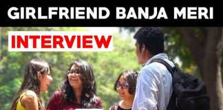 Boyfriend interview prank in India