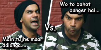 Rajkumar rao Bollywood vs Reality funny video