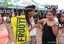 Check out Americans reaction on Frooti (mango Juice) taste