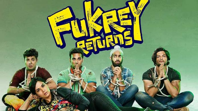 Fukrey Returns Movie Trailer