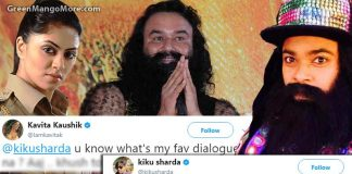 Kavita Kaushik, Kiku Shardha takes dig at Gurmeet Ram Rahim Jail Verdict